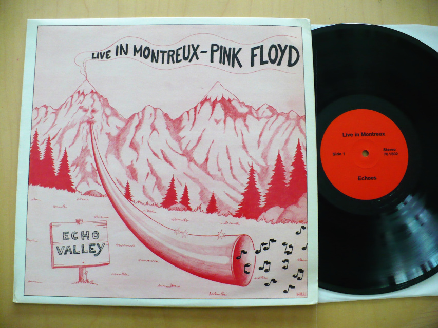 PINK FLOYD- LIVE IN MONTREUX ECHO VALLEY