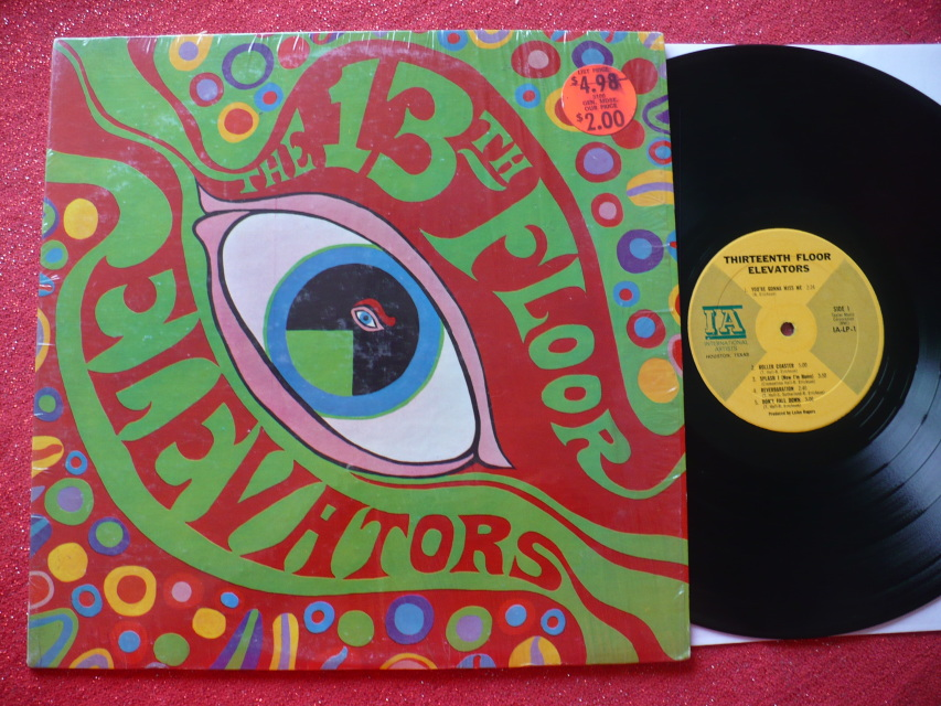 The 13th floor elevators psychedelic sounds for 13th floor elevators psychedelic circus